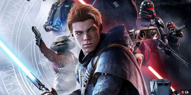 Star Wars: Jedi Fallen Order im Hands-on-Preview