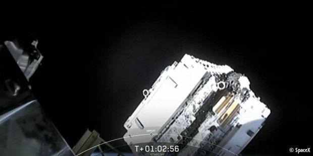 Space X will 30.000 zusätzliche Satelliten ins All schießen