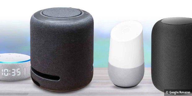 Kaufberatung Amazon Echo Google Home Und Co Pc Welt