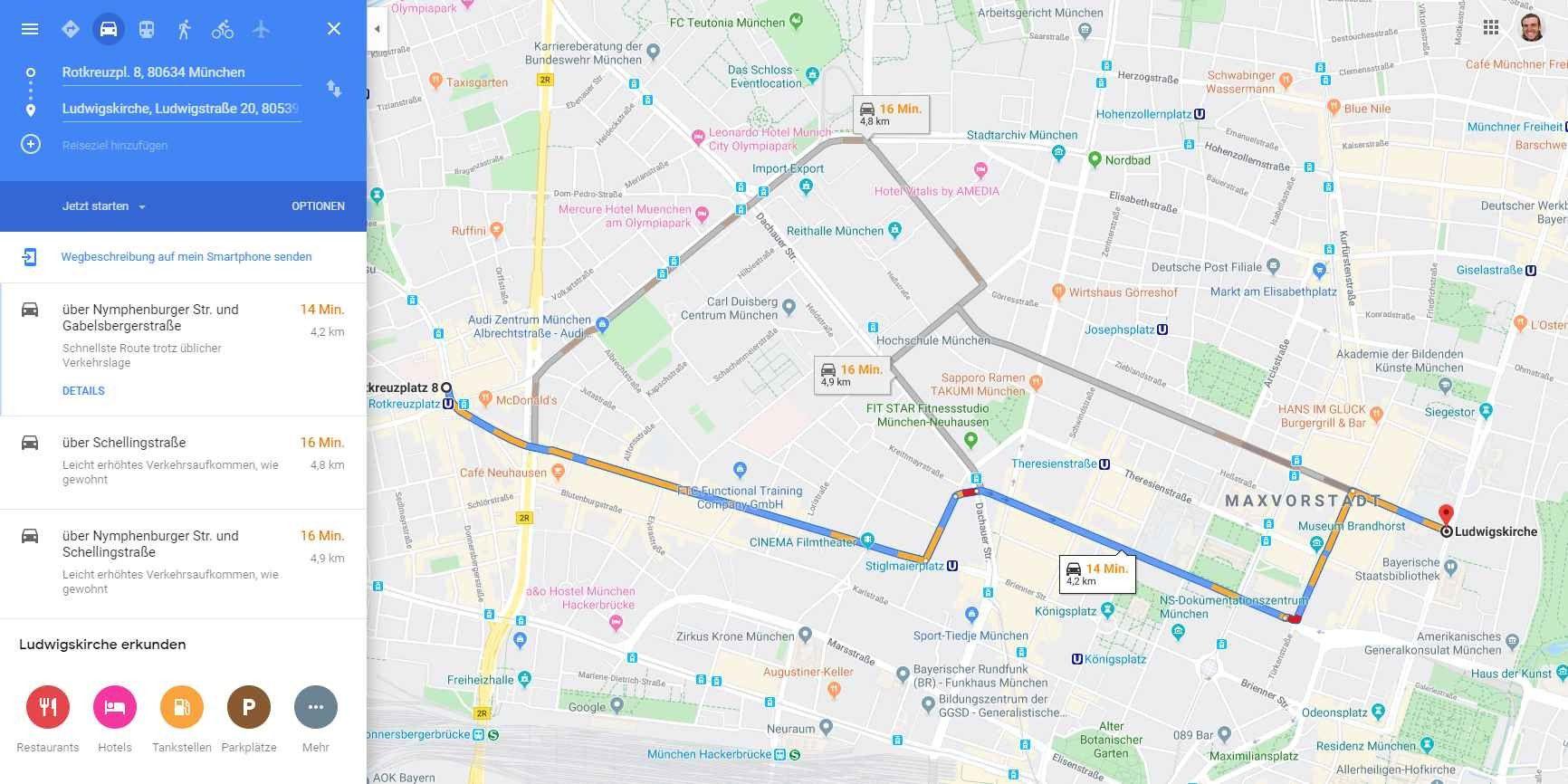Google Maps Kompendium 46 Tipps Tricks Zum Kartendienst Pc Welt