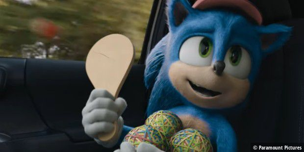 Sonic The Hedgehog: Neuer Film-Trailer besänftigt Fans