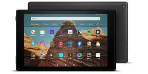 Das Alexa-Tablet: Amazon Fire HD 10 im Test
