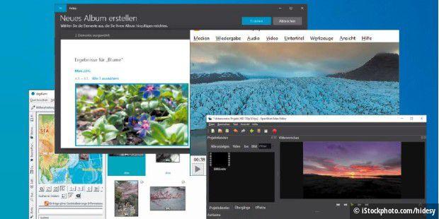 Windows 10 aufrüsten: Upgrade Apps für Windows Bordmittel