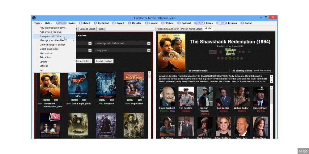 filmdatenbank-coollector-movie-database