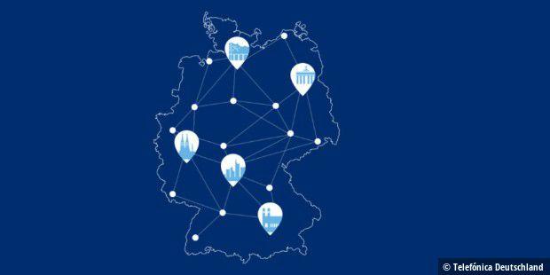 Diese fünf Städte soll O2 als erstes mit 5G versorgen