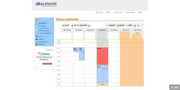Die Besten Gratis Online Kalender Pc Welt