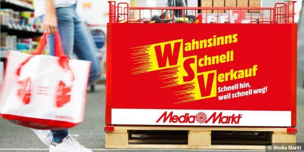 Nachlässe und Direktabzüge: WSV bei Media Markt
