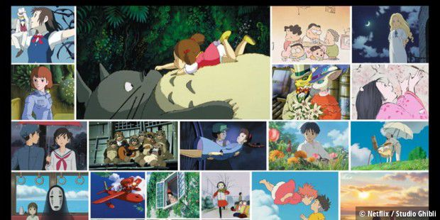 Studio Ghibli: Kult-Animes ab Februar bei Netflix