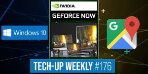 Neue Windows-Bugs | GeForce Now gratis