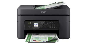 Drucker-Test: Epson Workforce WF-2830DWF