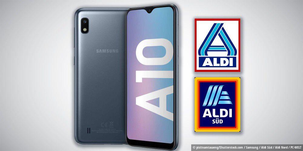 Aldi Nord Handy Samsung Galaxy