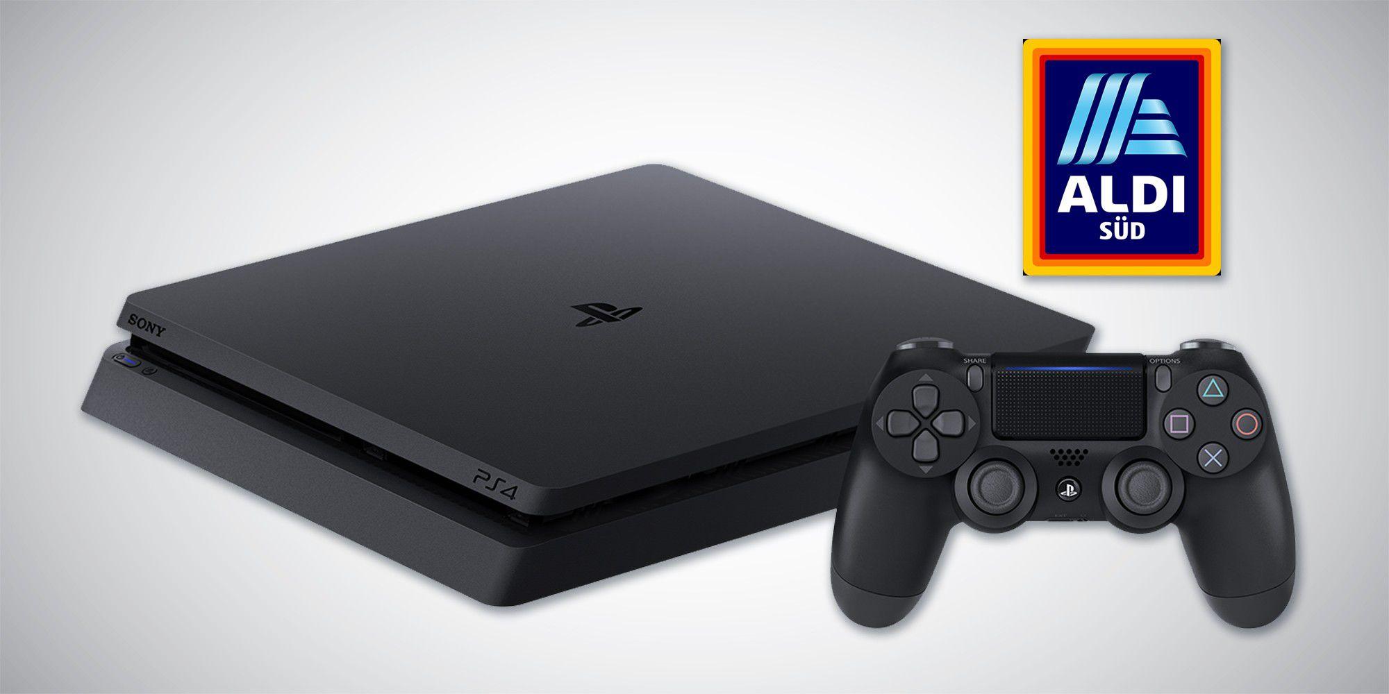 Aldi Süd Sony Playstation 4