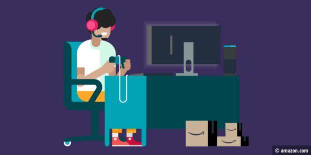 Amazon Prime: 5 PC-Spiele gratis über Twitch Prime erhältlich