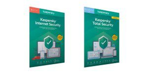 Kaspersky Internet Security nur 34,95 Euro