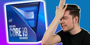 Intel Core i9-10900K - Mogelpackung oder Gaming-King?