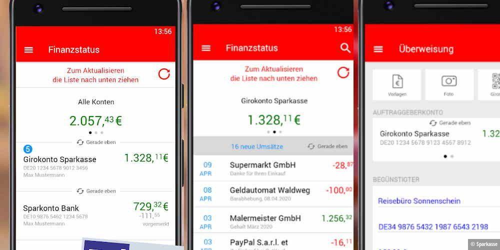 Sparkasse Parsberg Online Banking