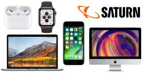 Apple Days: Tolle iPhone- und Mac-Deals bei Saturn