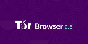 Tor Browser 9.5 fördert Onion-Sites