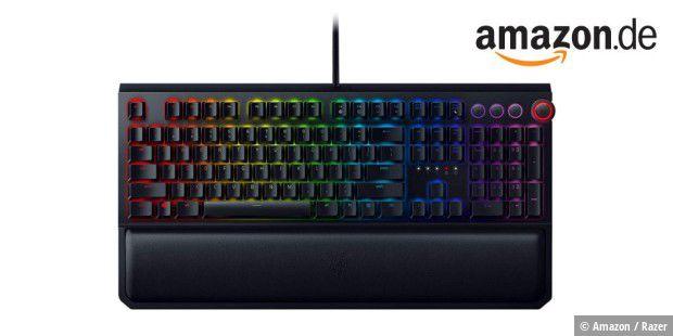Amazon: Razer Blackwidow Elite zum Schnäppchenpreis