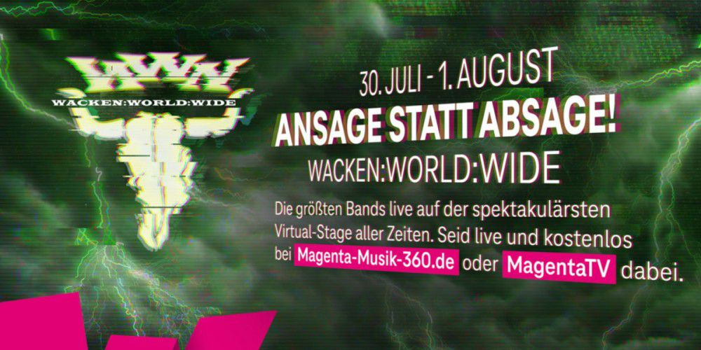 Wacken World Wide: Heavy Metal Festival in Coronazeiten