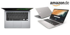 Chromebooks zu Deal-Preisen ab 205 Euro bei Amazon