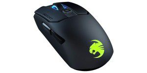 Wireless-Gaming-Maus mit Titan-Click im Test