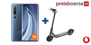 Xiaomi Mi 10 + MI Scooter + 15 GB LTE zu Top-Konditionen