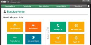 Test: Passta 3.0 - Passwortmanager