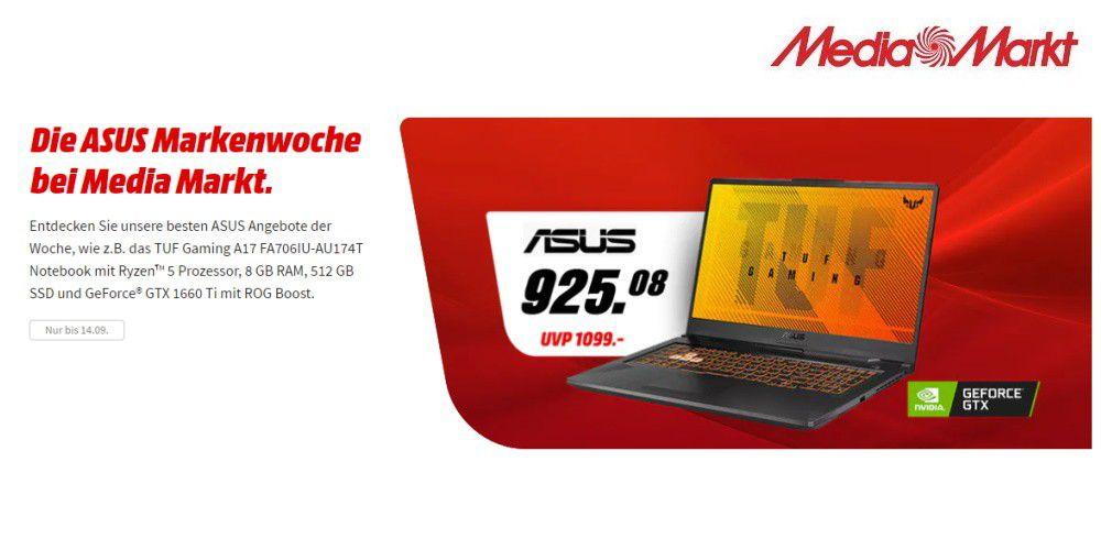 Asus Notebooks Und Pcs Zu Dealpreisen Bei Media Markt Pc Welt