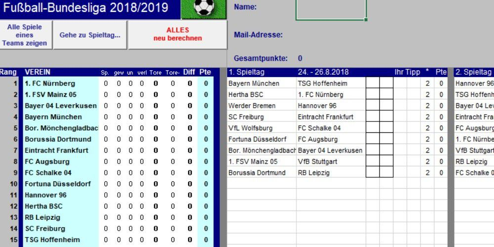 Pc Welt Bundesliga Wettburo Bl Wette 2020 2021 Pc Welt