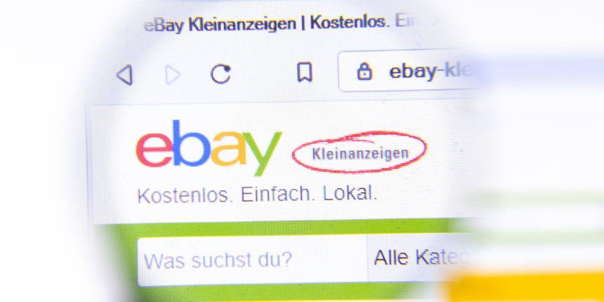 Ebay Germany Kleinanzeigen