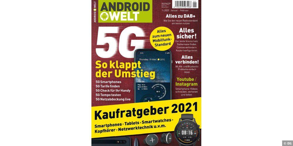 AndroidWelt-1-2021-5G-So-klappt-der-Umstieg