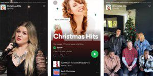 Spotify testet Stories für Playlisten