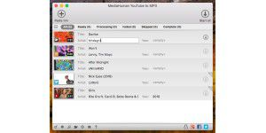 Downloader: Mediahuman Youtube to MP3 Converter
