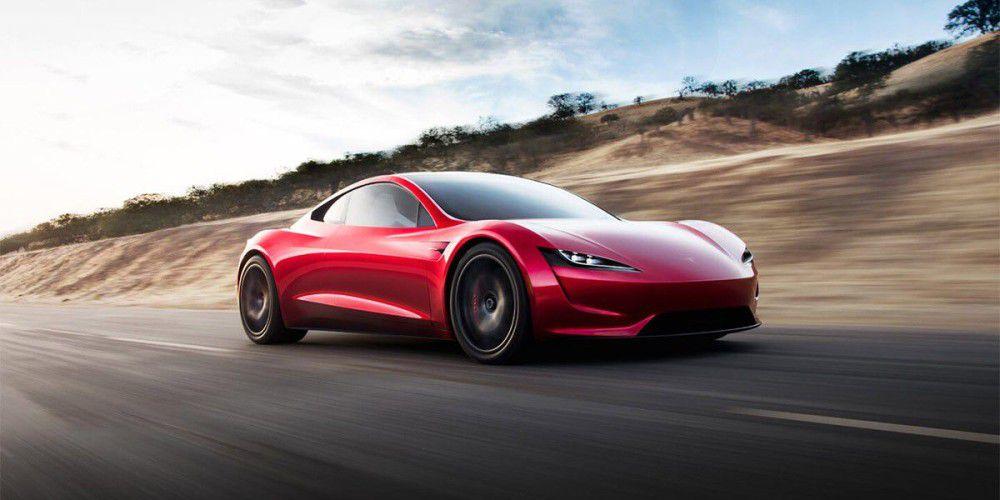 Musk: Neuer Tesla Roadster soll schweben können - PC-WELT