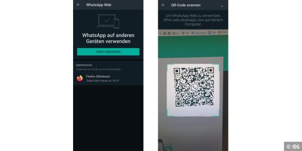 Whatsapp Web Auf Pc Ipad Und Android Tablet Nutzen So Geht S Pc Welt