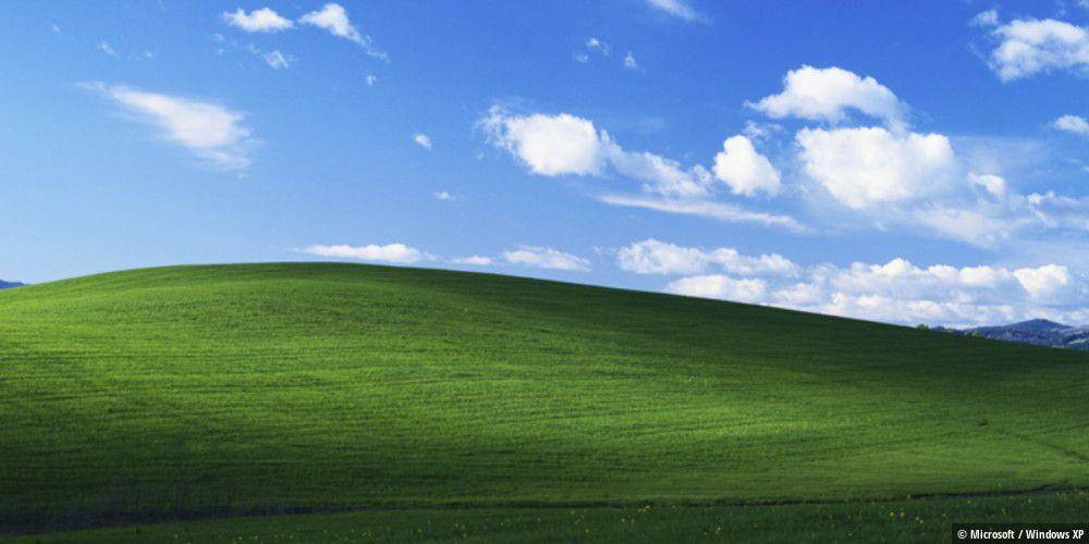 Windows XP: Hier entstand das legendäre