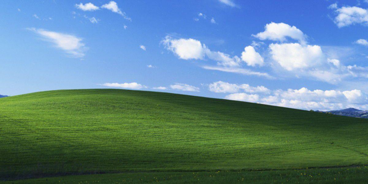 Legendäres Windows-XP-Wallpaper: Hier entstand