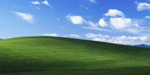"Windows XP: Hier entstand das ""Bliss""-Wallpaper"