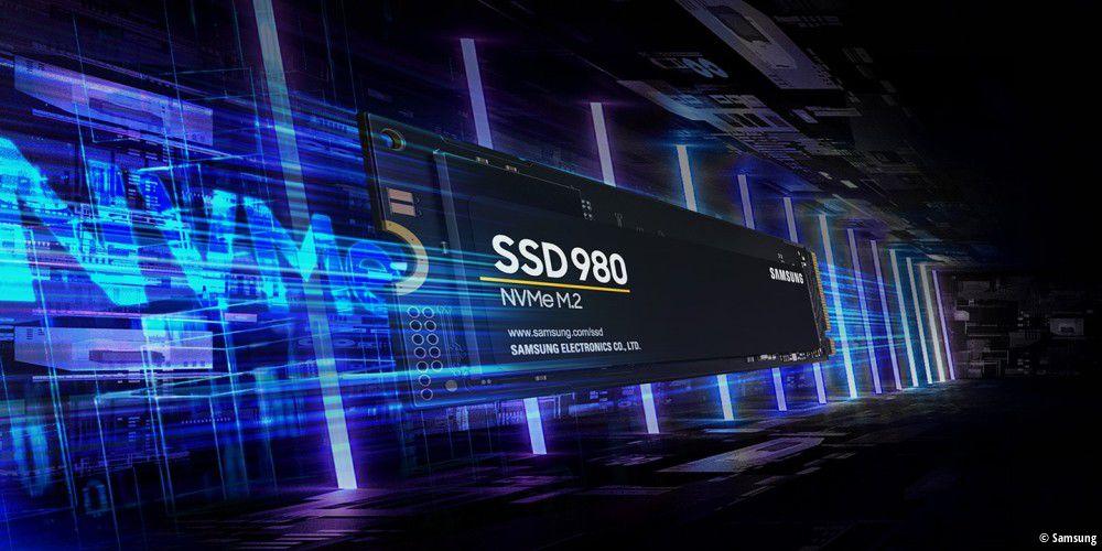 NVMe-SSDs von Samsung ab 49,90 Euro: Die Samsung SSD 980 - PC-WELT