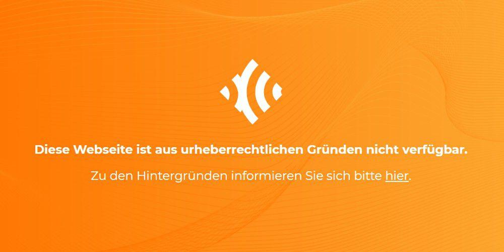 """""""Riesen-Skandal"""": Freies Web in Deutschland in Gefahr"""