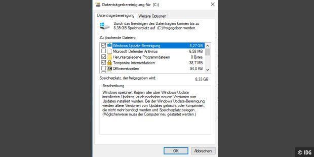 Ausgegraut löschen windows benutzerprofil 10 Windows 10
