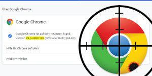 Chrome-Update stopft zwei 0-Day-Lücken