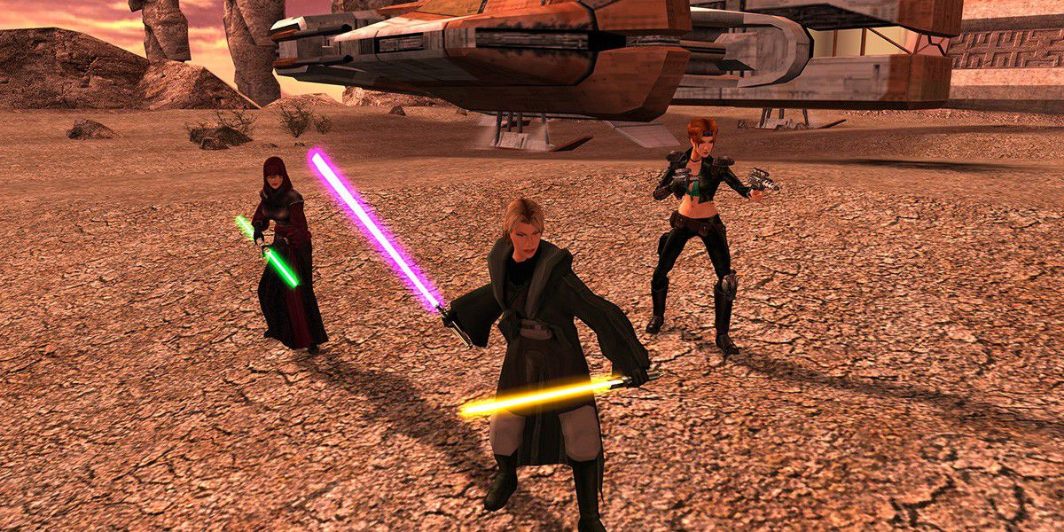 Star Wars: Knights of the Old Republic - Remake in Entwicklung - PC-WELT