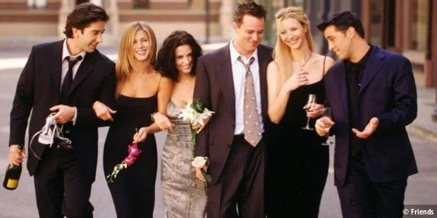 Endlich: Friends-Reunion startet noch im Mai – alle Infos