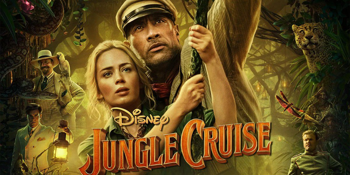 Jungle Cruise (2021) Sinhala Subtitles   සිංහල උපසිරසි සමඟ
